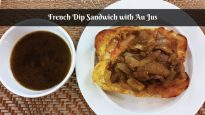 French Dip Sandwich with Au Jus