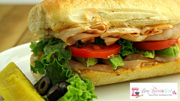 Toasted Hoagie Sandwich