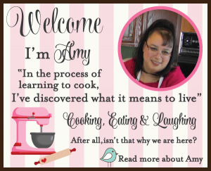 Welcome to Amy Learns to Cook