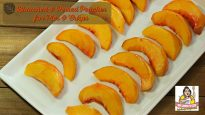 How to Blanch and Peel Peaches for Pies Cobblers and Crisps