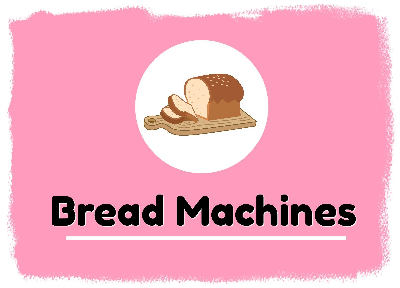 bread machine maker
