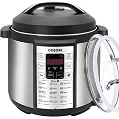 Cosori Multifunction Electric Pressure Cooker