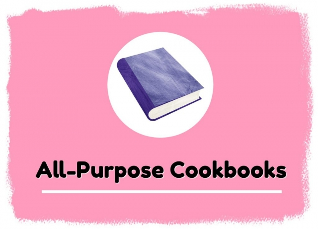 all purpose cookbooks
