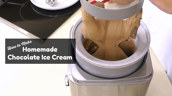 How to Make Chocolate Ice Cream