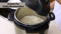 Instant Pot Fluffy White Rice
