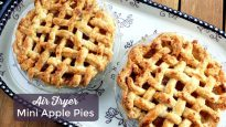 Air Fryer Mini Apple Pies