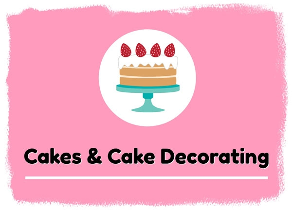 Cake and Cake Decorating