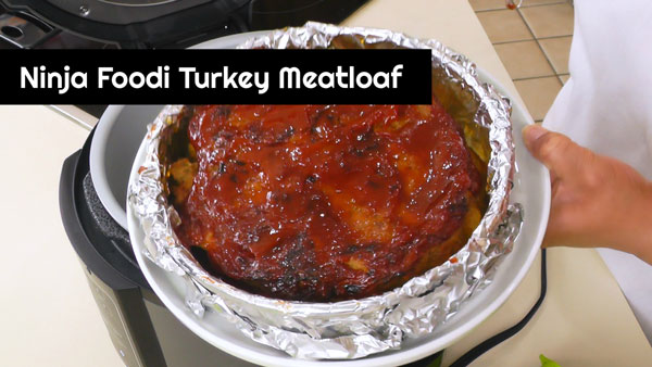 Ninja Foodi Turkey Meatloaf Amy Learns To Cook