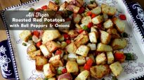 Air Fryer Roasted Red Potatoes
