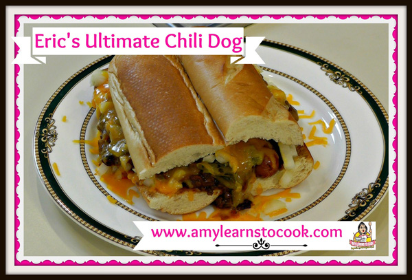 Ultimate Chili Dog