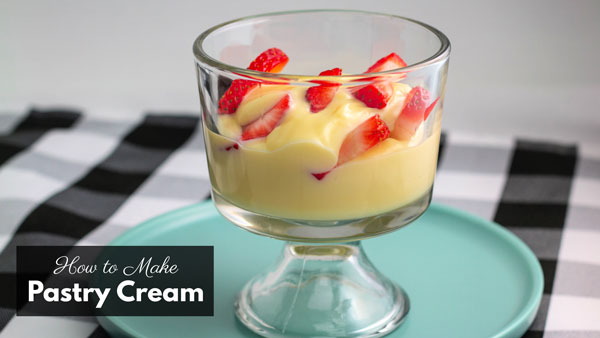How to Make Pastry Cream