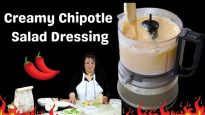 Creamy Chipotle Salad Dressing